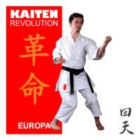 Kaiten Revolution Europa karatepuku
