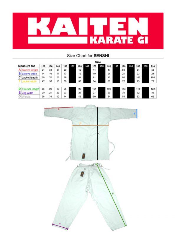 Kaiten Senshi WKF-407