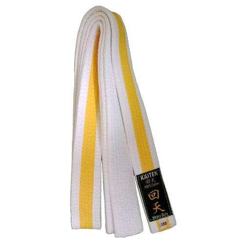 Keltainen raitavyö, Kaiten-0