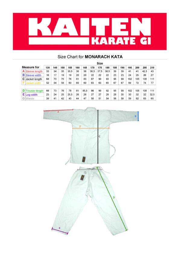 Kaiten Monarch Kata (WKF-logolla)-421