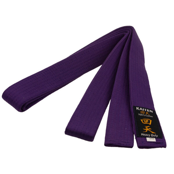 Kaiten violetti vyö