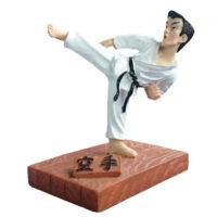 Karate pienoispatsas