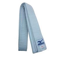 Mizuno valkoinen vyö pituus 180 cm